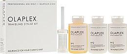 Parfumuri și produse cosmetice Set de protecție pentru părul vopsit - Olaplex Traveling Stylist Kit