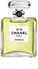 Parfumuri și produse cosmetice Chanel N19 - Parfum (mini)