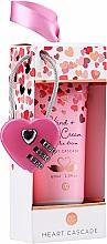 Parfumuri și produse cosmetice Cremă pentru mâini - Accentra Heart Cascade Hand Cream