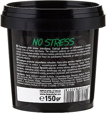 Șampon împotriva căderii părului - Beauty Jar No Stress Shampoo Against Hair Loss — Imagine N2