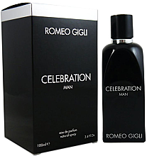 Parfumuri și produse cosmetice Romeo Gigli Celebration Man - Apă de parfum