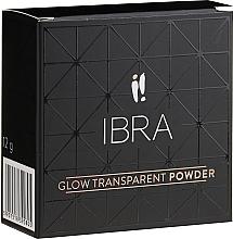 Parfumuri și produse cosmetice Pudră iluminatoare de față - Ibra Glow Transparent Powder (3)