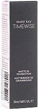 Parfumuri și produse cosmetice Fond de ten - Mary Kay Timewise Matte 3D Foundation