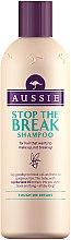Parfumuri și produse cosmetice Șampon pentru părul fragil - Aussie Stop The Break Shampoo