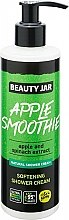 Parfumuri și produse cosmetice Gel de duș - Beauty Jar Apple Smoothie Softening Shower Cream