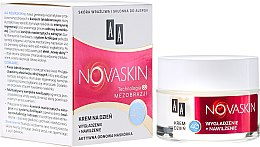 Parfumuri și produse cosmetice Cremă hidratantă de zi pentru față 40+ - AA Cosmetics Novaskin Day Cream