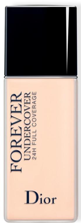 Fond de ten - Christian Dior Forever Undercover 24H Full Coverage Foundation — Imagine N1