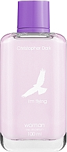 Parfumuri și produse cosmetice Christopher Dark I'm flying women - Apă de parfum