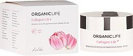 Parfumuri și produse cosmetice Cremă de noapte pentru față - Organic Life Dermocosmetics Collagen Lift Night Face Cream
