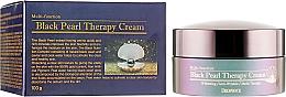 Parfumuri și produse cosmetice Cremă anti-îmbătrânire cu perle negre pentru față - Deoproce Black Pearl Therapy Cream