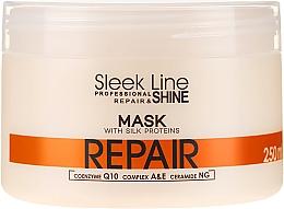 Parfumuri și produse cosmetice Mască de păr - Stapiz Sleek Line Repair Hair Mask