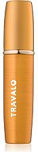 Parfumuri și produse cosmetice Atomizor, auriu - Travalo Lux Gold Refillable Spray