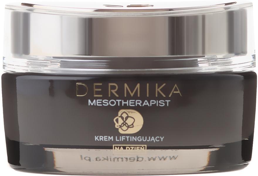 Cremă lifting pentru față - Dermika Mesotherapist Lifting Cream — Imagine N2