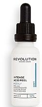 Parfumuri și produse cosmetice Peeling intensiv pentru ten uscat - Revolution Skincare Intense Acid Peel For Dry Skin