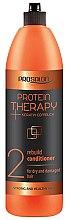 Parfumuri și produse cosmetice Balsam regenerator pentru păr - Prosalon Protein Therapy + Keratin Complex Rebuild Conditioner