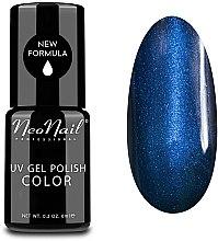 """Parfumuri și produse cosmetice Gel lac """"Ochi de pisică"""" - NeoNail Professional UV Gel Polish Color Cat Eye"""