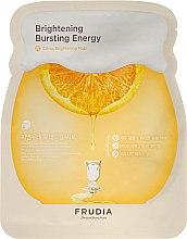 Parfumuri și produse cosmetice Mască de față - Frudia Brightening Citrus Mask