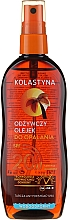 Parfumuri și produse cosmetice Ulei-Spray pentru bronzare SPF 20 - Kolastyna