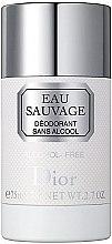 Духи, Парфюмерия, косметика Christian Dior Eau Sauvage - Дезодорант-стик