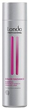 Șampon pentru păr vopsit - Londa Professional Color Radiance Shampoo — Imagine N1