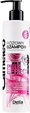 """Parfumuri și produse cosmetice Șampon pentru păr blond """"Pink"""" - Delia Cosmetics Cameleo Pink Shampoo"""