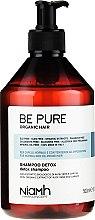 Parfumuri și produse cosmetice Șampon pentru păr gras - Niamh Hairconcept Be Pure Detox Shampoo