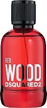 Parfumuri și produse cosmetice Dsquared2 Red Wood - Apa de toaletă (tester cu capac)
