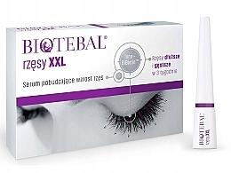 Parfumuri și produse cosmetice Ser pentru gene - Biotebal Eyelashes XXL