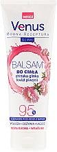 Parfumuri și produse cosmetice Balsam cu extract de bujor și argilă chinezească pentru corp - Venus Body Balm