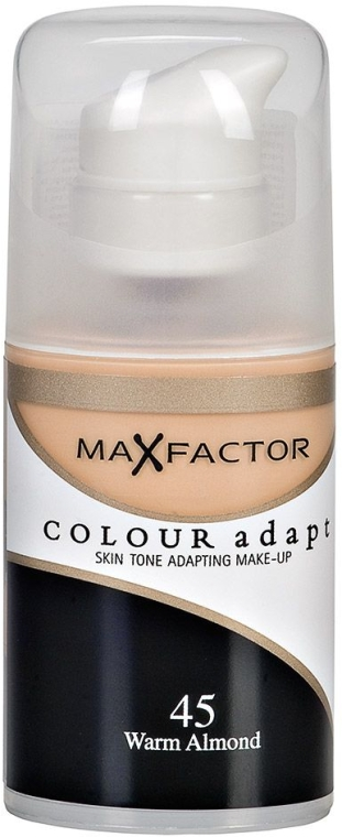 Fond de ten - Max Factor Colour Adapt