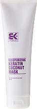 Parfumuri și produse cosmetice Mască cu cheratină pentru păr deteriorat - Brazil Keratin Coconut Mask
