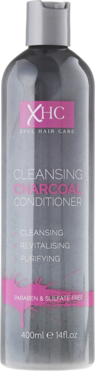 Balsam pentru păr - Xpel Marketing Ltd Xpel Hair Care Cleansing Purifying Charcoal Conditioner — Imagine N1