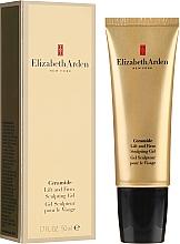 Parfumuri și produse cosmetice Gel pentru față - Elizabeth Arden Ceramide Lift and Firm Sculpting Gel