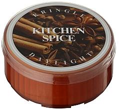 Parfumuri și produse cosmetice Lumânare de ceai - Kringle Candle Kitchen Spice