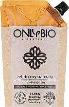Parfumuri și produse cosmetice Gel hipoalergenic de duș - Only Bio Fitosterol Shower Gel (doypack)