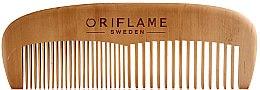 Parfumuri și produse cosmetice Pieptene din lemn pentru păr - Oriflame Sweden