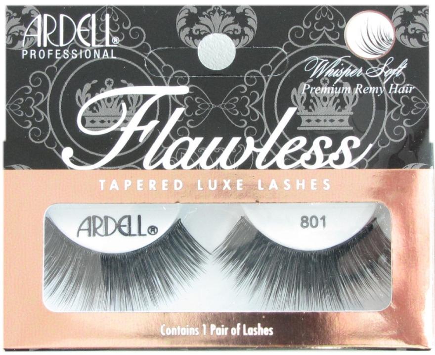 Накладные ресницы - Ardell Flawless Lashes 801 — фото N1