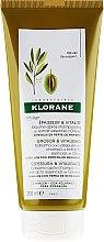 Parfumuri și produse cosmetice Balsam pentru păr - Klorane Thickness & Vitality Conditioner With Essential Olive Extract