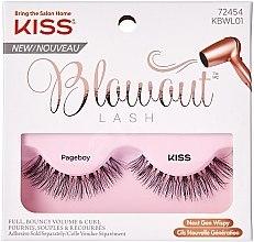 Parfumuri și produse cosmetice Gene false - Kiss Blowout Lash Pageboy
