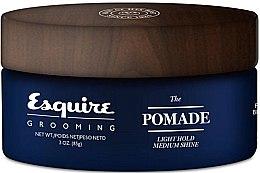 Parfumuri și produse cosmetice Pomadă pentru coafare - CHI Esquire Grooming The Pomade Light Hold Medium Shine