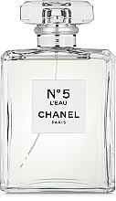 Parfumuri și produse cosmetice Chanel N5 L`Eau - Apa de toaletă