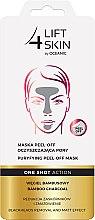 Parfumuri și produse cosmetice Mască de față - AA Cosmetics Lift 4 Skin Maska Peel-Off