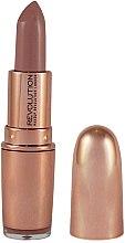 Parfumuri și produse cosmetice Ruj de buze - Makeup Revolution Rose Gold Lipstick