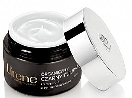 Parfumuri și produse cosmetice Ser-cremă de zi 50+ - Lirene Black Tulip