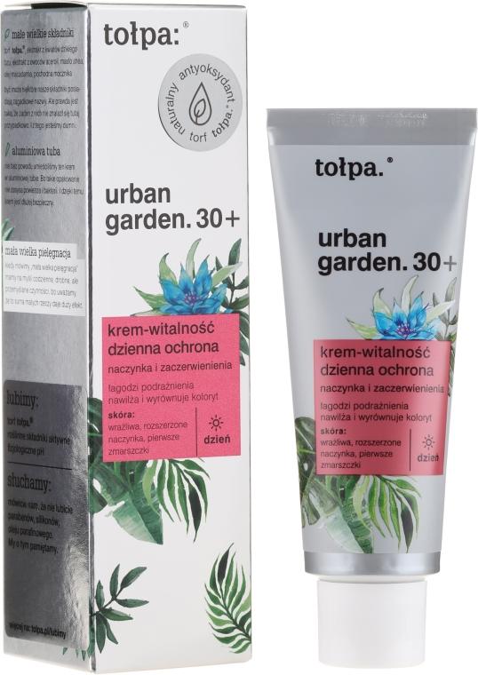 Cremă de zi pentru față - Tolpa Urban Garden 30+ Daily Protection Cream