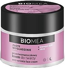 Parfumuri și produse cosmetice Cremă antirid pentru față - Farmona Biomea Anti-wrinkle Face Cream