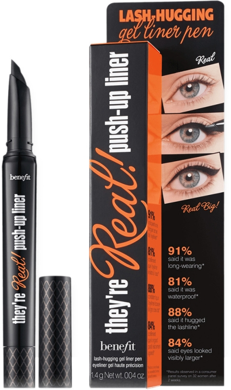 Eyeliner - Benefit They're Real! Push-up Liner — Imagine N1
