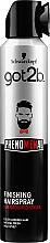 Parfumuri și produse cosmetice Lac de păr - Schwarzkopf Got2b Phenomenal Finishing Hairspray