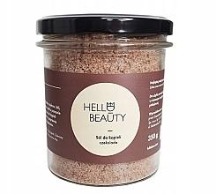 Parfumuri și produse cosmetice Соль для ванн с шоколадом - Lullalove Hello Beauty
