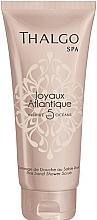 """Parfumuri și produse cosmetice Gel-scrub de duș """"Bijuteriile Atlanticului"""" - Thalgo Atlantic Jewels Shower Scrub"""